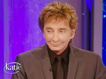 Barry Manilow Reveals How 'Mandy' Changed His Life & Why Lady Gaga is the 'Real Deal' on Katie