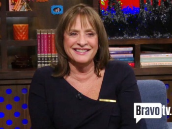 Patti LuPone Like You've Never Seen Her Before! Watch the Tony Winner Speak Her Mind on Watch What Happens Live