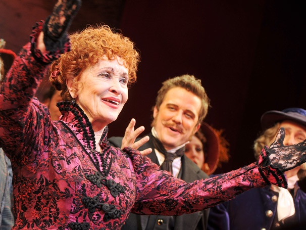 Chita Rivera Gets a Big 80th Birthday Surprise from the Edwin Drood Cast