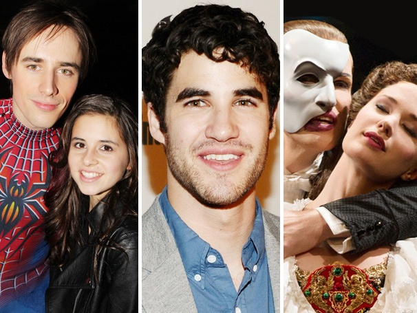 Top 10! Backstage with Carly Rose Sonenclar, Darren Criss in D.C. & Phantom Features Fuel Our Most-Read Stories