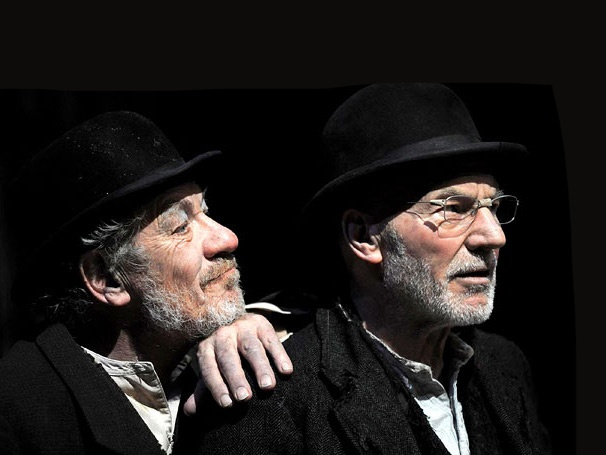 Ian McKellen & Patrick Stewart to Reunite in Waiting For Godot & No Man's Land on Broadway