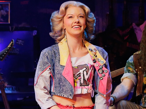 Oh, Sherrie! Rock of Ages Star Kate Rockwell Is Broadway.coms Newest Video Blogger