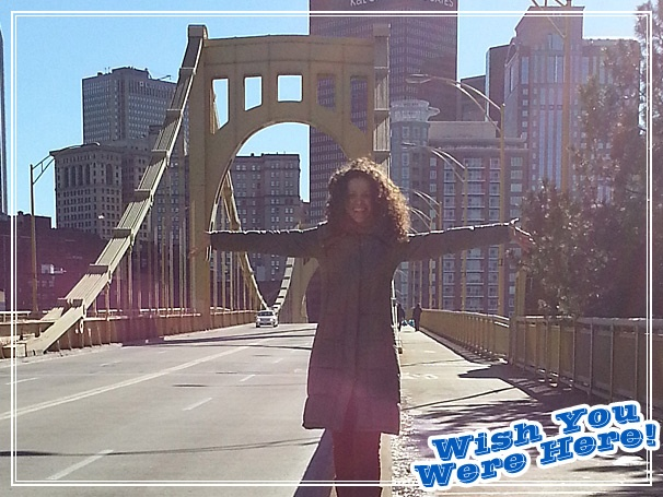 Postcards from Pittsburgh: Les Miserables' Briana Carlson-Goodman Shares Her Adventures