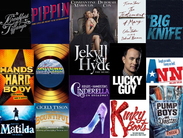 Weekend Poll: Which Spring Broadway Show Are You Most Excited to See?