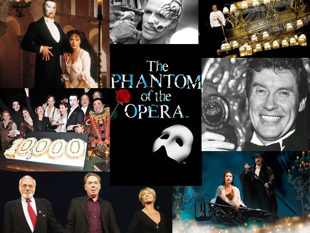 Anniversary Special! 25 Phabulous Phacts In Honor of The Phantom of the Operas Broadway Birthday