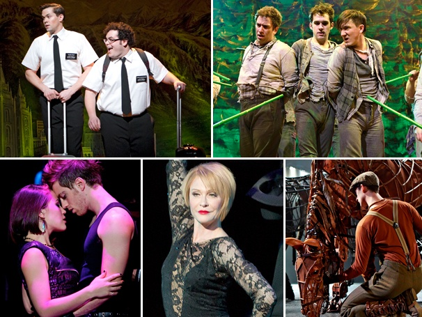 Houstons 2013-2014 Season Will Include The Book of Mormon, Peter and the Starcatcher and More