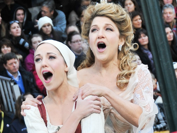 Weekend Poll Top Three: Broadway Fans Can't Wait to Have a Ball at Cinderella