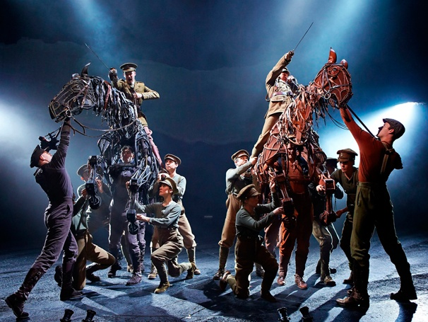 West End War Horse Extends, Adds New Cast Members