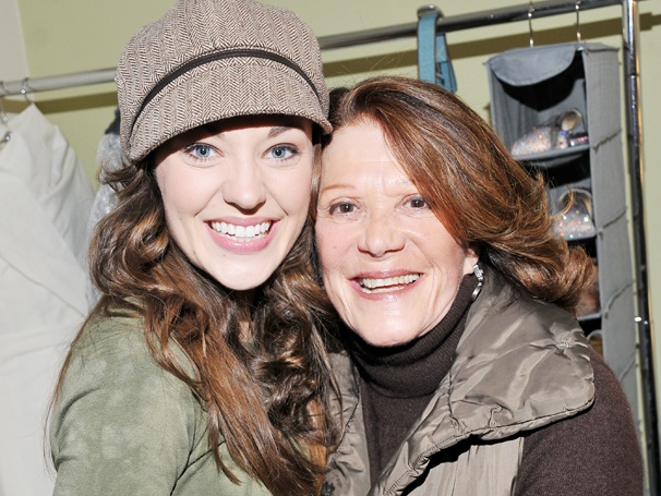 Exclusive! Go Backstage with Laura Osnes, Victoria Clark & Linda Lavin at Cinderellas First Broadway Preview