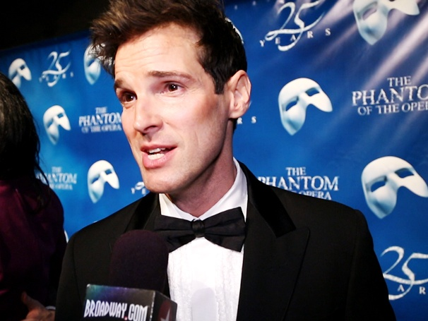 Get a Front Row Seat to The Phantom of the Opera's Dazzling 25th Anniversary Gala, Starring Hugh Panaro & Sierra Boggess
