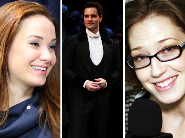 Top Five! Sierra Boggess Tells All, Phantom Turns 25 & Virginia Woolf Stars Reveal Backstage Secrets in Our Most-Watched Videos