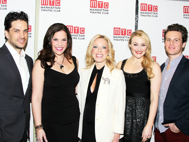 Jonathan Groff, Sherie Rene Scott, Lindsay Mendez, Will Swenson & Betsy Wolfe Headline MTC's Winter Gala