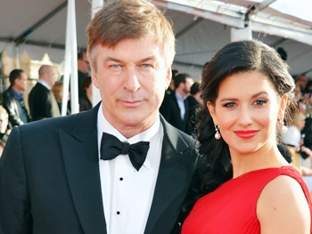 Orphans Star Alec Baldwin & Wife Hilaria Thomas Expecting a Baby