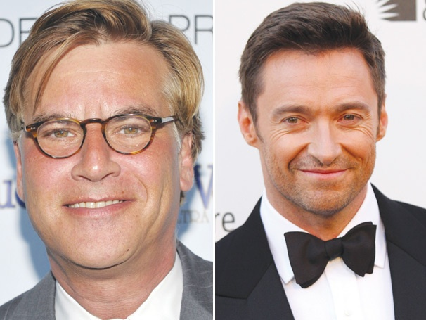 Aaron Sorkin Drops Out of Writing Broadway's Houdini, Starring Hugh Jackman