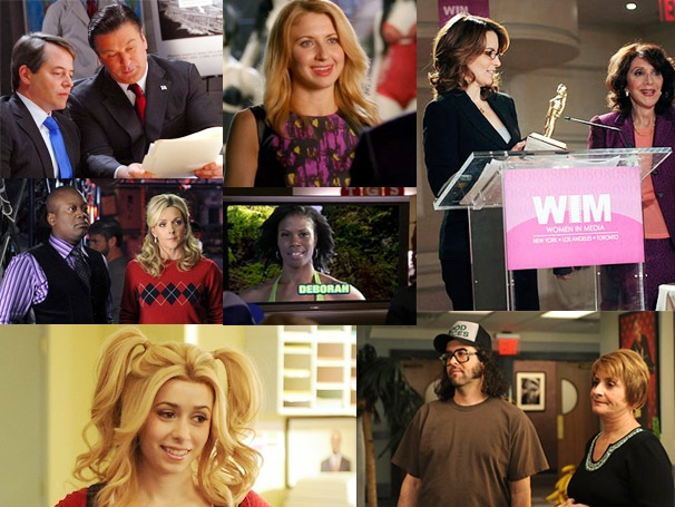 Farewell, 30 Rock! 12 Broadway Stars Who Memorably Guested With Tina Fey & Alec Baldwin