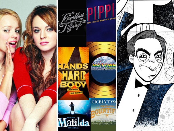 Top 10! Mean Girls Musical News, Spring Show Excitement & Phantom Features Among the Week's Most-Read Stories