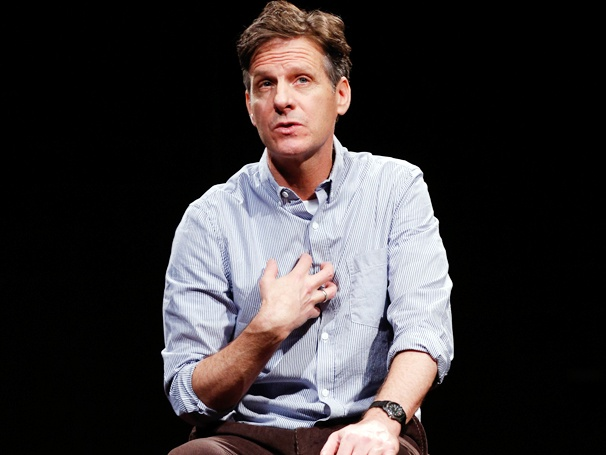 Martin Moran on Turning Anger Into Art in the Off-Broadway Solo Show All the Rage