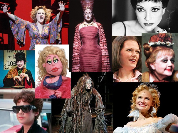 Weekend Poll: Who's Your Favorite Broadway Mean Girl?
