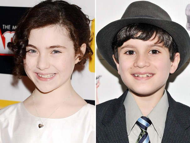 Annie Star Lilla Crawford & Newsies' Lewis Grosso Join Ragtime Concert 