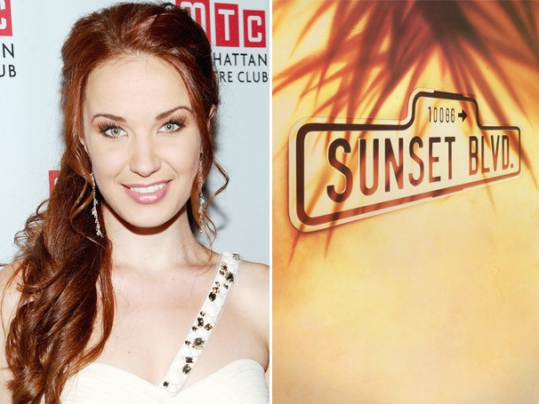 Phantom Star Sierra Boggess Reveals Her Childhood Dream of Playing Norma Desmond in Sunset Boulevard