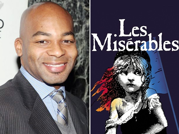 Who Am I? Motown: The Musical's Brandon Victor Dixon Shares His Love for Les Miserables