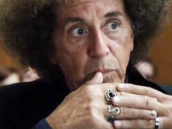 Get an Early Look at Al Pacino as Eccentric Music Producer Phil Spector in David Mamet's New HBO Film 