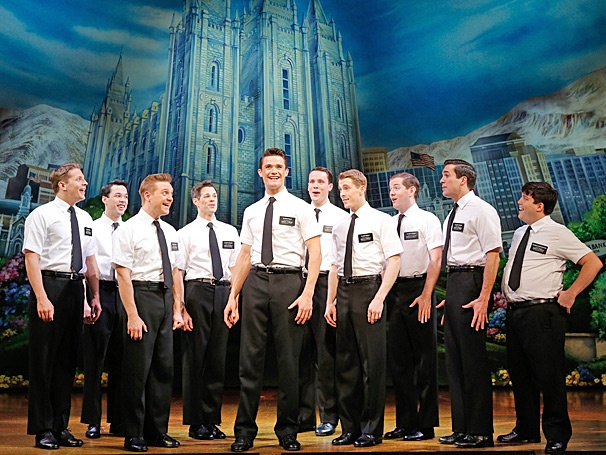 Hello! National Tour of The Book of Mormon Opens in Boston