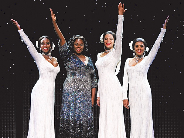 They're You're Dreamgirls! National Tour of Motown-Era Musical Opens in Salt Lake City