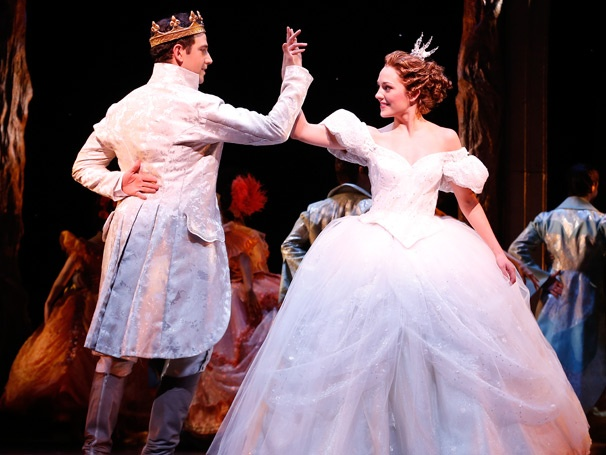 Broadway Grosses: Cinderella Pulls in Crowds During Early Previews