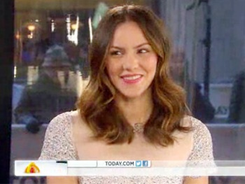 Smash's Katharine McPhee Teases 'Lots of Drama' for Season Two on Today