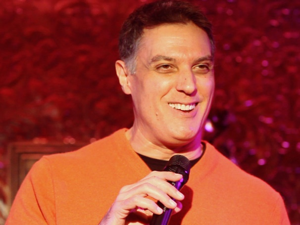 Get an Exclusive Sneak Peek at Robert Cuccioli's New Show A Standard Love at 54 Below