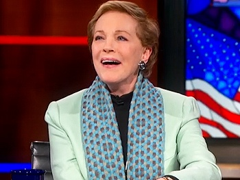 Could Julie Andrews Step Into Broadway's Mary Poppins? 'Damn Right,' Says the Dame