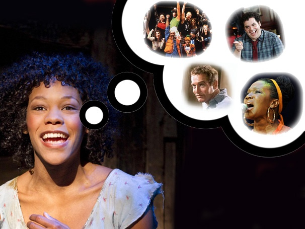 The Book of Mormon's Nikki M. James Shares Her Obsessions with Rent, Paul Newman and Her Co-Stars' TV Shows