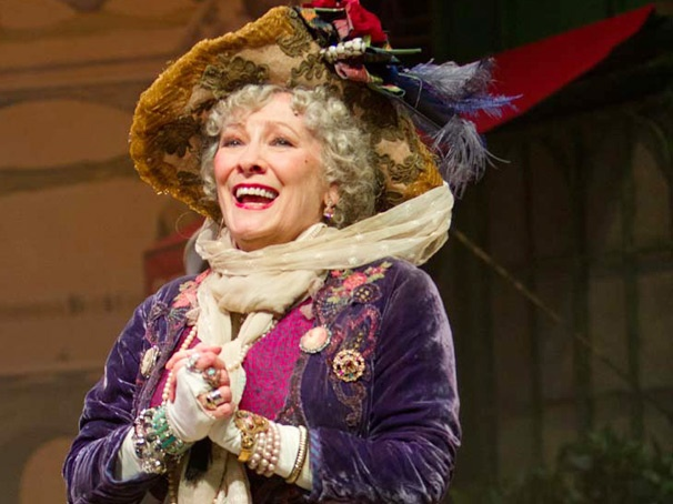 Get a First Look at Tony Winner Betty Buckley As Eccentric Countess Aurelia in London's Dear World