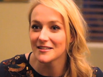 Goodbye Until Tomorrow! Watch Betsy Wolfe & Adam Kantor Head into the Recording Studio for The Last Five Years