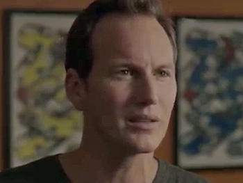 Watch Patrick Wilson Get Passionate About Trash in His Girls Debut