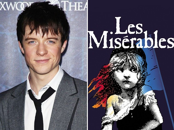 Pippin Star Matthew James Thomas Declares His 'Heart Full of Love' For Les Miz