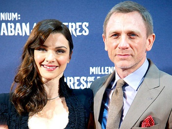 Movie Star Couple Rachel Weisz & Daniel Craig in Talks to Star in Betrayal on Broadway