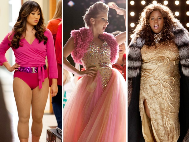 Snap! Glee Divas Face-Off; Who Reigns Supreme?