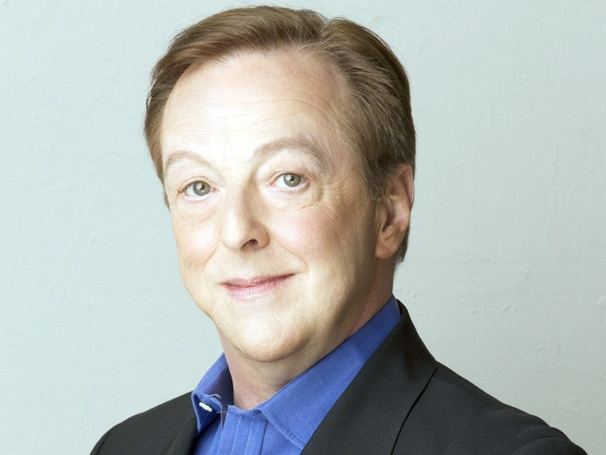 Edward Hibbert on Working Out to Gypsy, Jamming to Elaine Stritch and His Deep Love of Noel Coward
