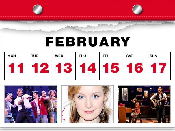 In the Heights Returns, Drood Changes It Up & Once Gets Intimate in This Week's Datebook