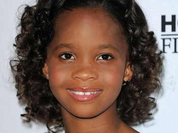 It's Official! Oscar Nominee Quvenzhane Wallis to Star in Annie Remake