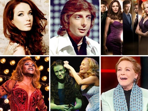 Sierra Boggess Wants Her Close-Up, Barry Manilow Was Basically Justin Bieber & More Lessons of the Week