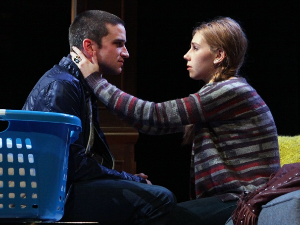 Explosive College Drama Really Really, Starring Zosia Mamet and Matt Lauria, Opens Off-Broadway