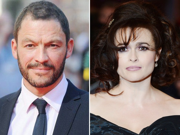 Dominic West & Helena Bonham Carter to Star in Burton & Taylor, Erase Painful Lindsay Lohan Memories
