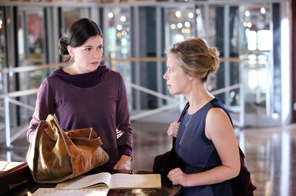 Barre Hopping: Sutton Foster Sings Her Troubles Away (Sort of) on Bunheads