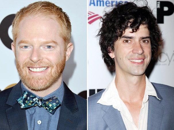Jesse Tyler Ferguson in The Comedy of Errors and a Musical Love's Labour's Lost Set for Shakespeare in the Park