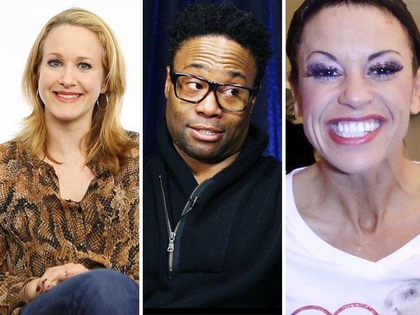 Top Five! Sassy Stars Katie Finneran, Billy Porter & Rachelle Rak Rock the Week's Most-Watched Videos