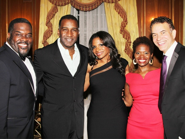 Norm Lewis, Brian Stokes Mitchell & More Honor Audra McDonald at Star-Studded Drama League Gala