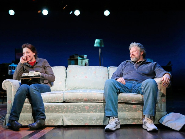 MTC's The Madrid, Starring Edie Falco, Opens Off-Broadway